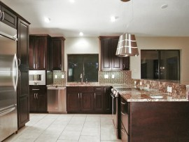 Sun Lakes AZ Homes for Sale with custom kitchen and appliances