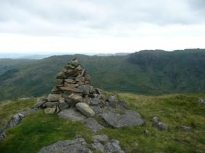 Tarn Crag Viewpoint Cairn