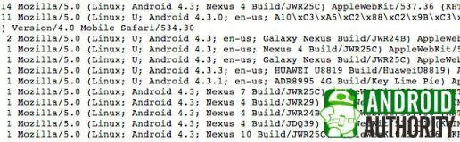 Android 4.3 Jelly Bean Berjalan Pada Galaxy Nexus, Nexus 4, Nexus 7 dan Nexus 10
