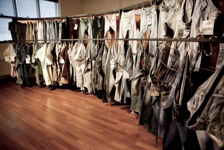 *MCS環保概念的紡織工藝:雷射破壞製作過程完整公開! 1