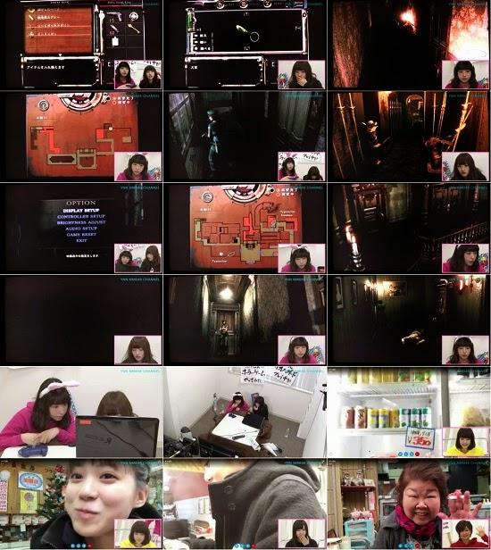 (TV-Variety)(720p) YNN [NMB48チャンネル] りぃちゃん24時間テレビ2014「りぃちゃんのホラーゲームやってみた」 150316