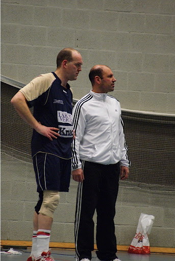 Coach knack handbal Roeselare