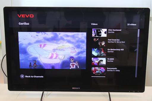 Google TV di Ajang Goolge IO