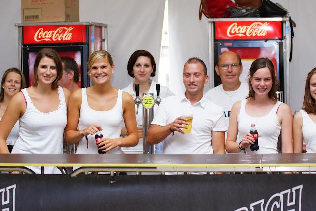 het bar-team