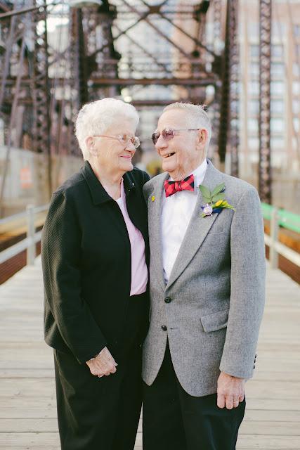 #相伴走過一甲子歲月:可愛老夫妻以『天外奇蹟』為靈感拍攝周年紀念照 3