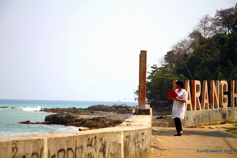 Mitos Pantai Karang Hawu