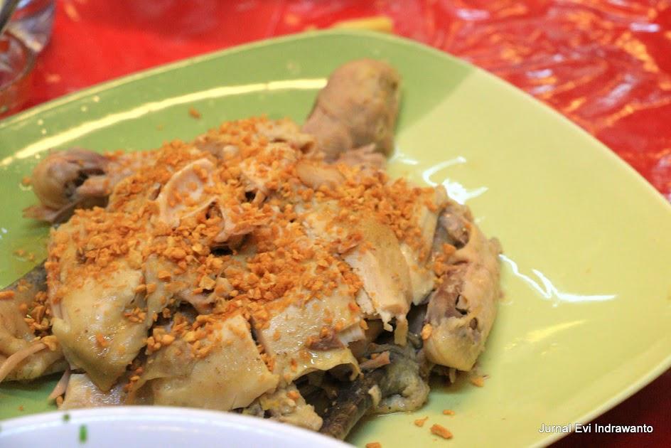 ayam jahe menu makan meja