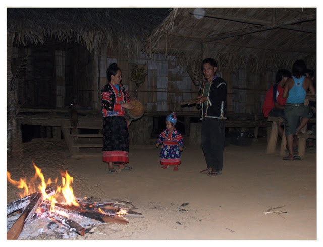 Hilltribes in Chiang Mai Thailand