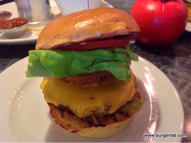 Gourmet Burger Kitchen The Taxidriver
