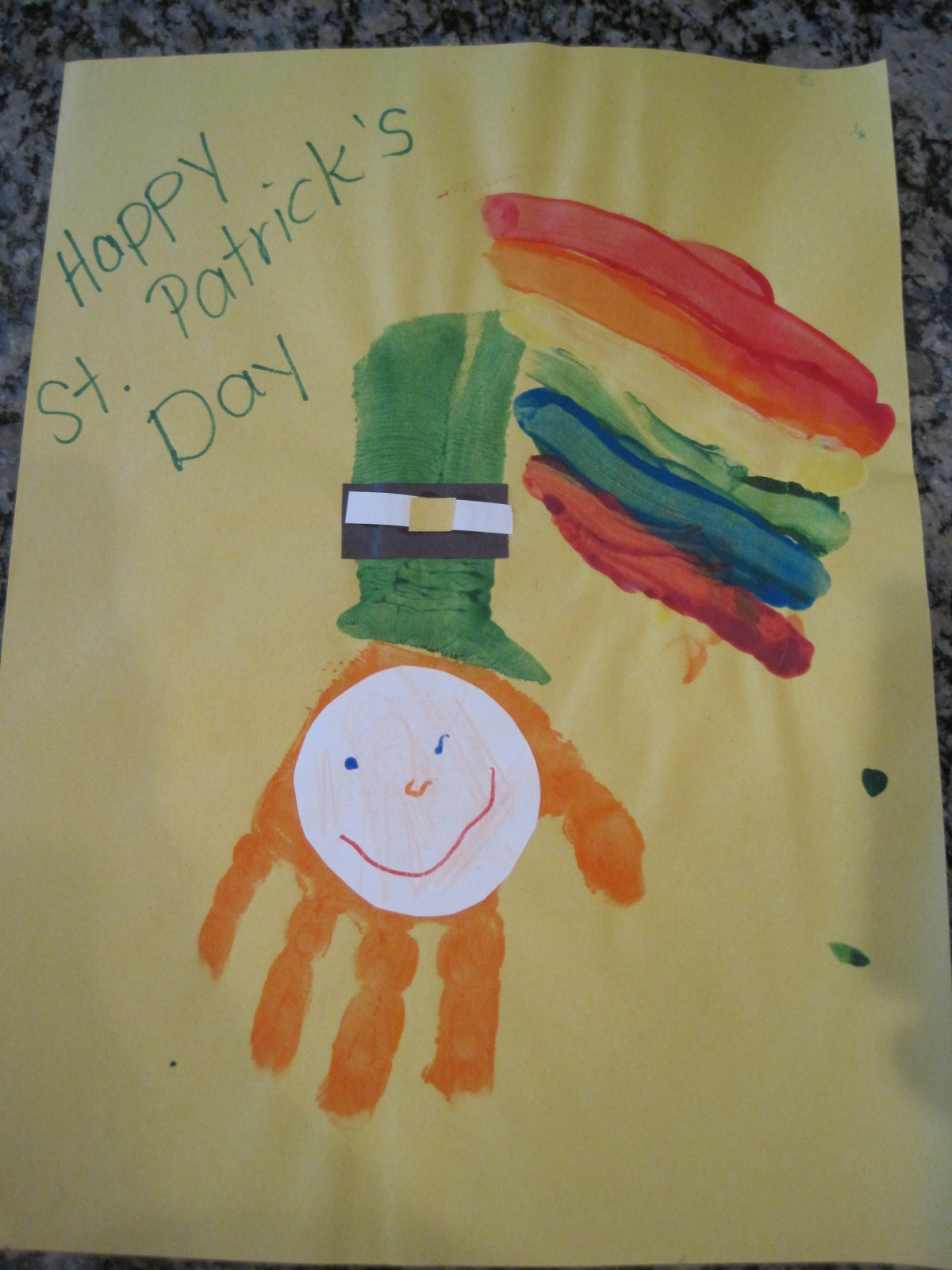 The Many Layers Of Me St Patrick S Day Crafts Of Old