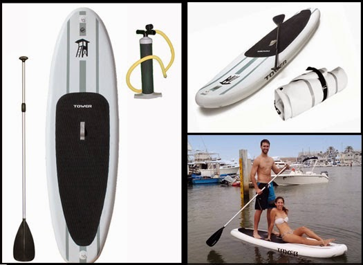 Tower Adventurer 9 ft 10 inch Inflatable SUP