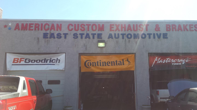 american custom exhaust brakes