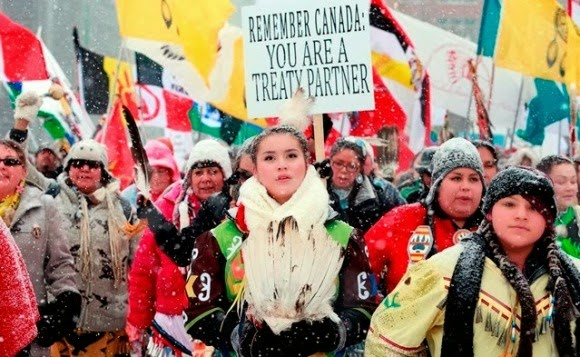 UN urges Canada to end mistreatment of Aboriginal peoples (Video)