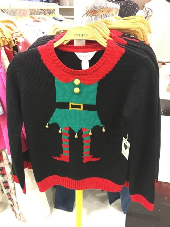 ピエロのセーター
