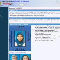 How To Renew Malaysian Passport Online