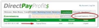 Dollar Gratis Bonus Sign Up