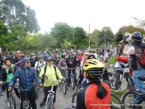 BiciCaravana del día de los Humedales