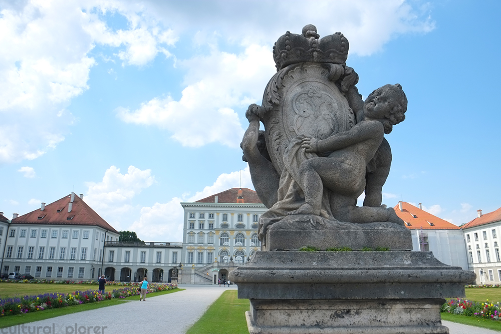 Statue Nymphenburg Palace