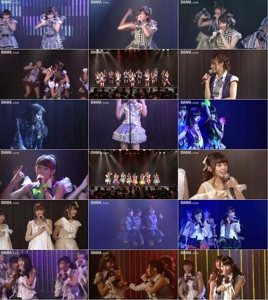 "(LIVE)(公演) NMB48 チームM ""RESET"" 公演 141118 & 141120"