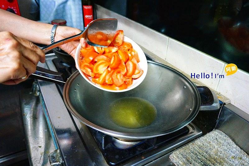愛比諾橄欖油,番茄炒蛋-5