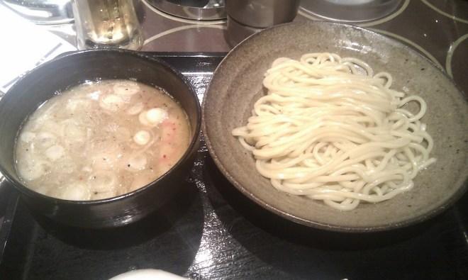 三ツ矢堂製麺•つけめん