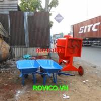 Mười máy trộn bê tông lên Đà Lạt - Lâm Đồng