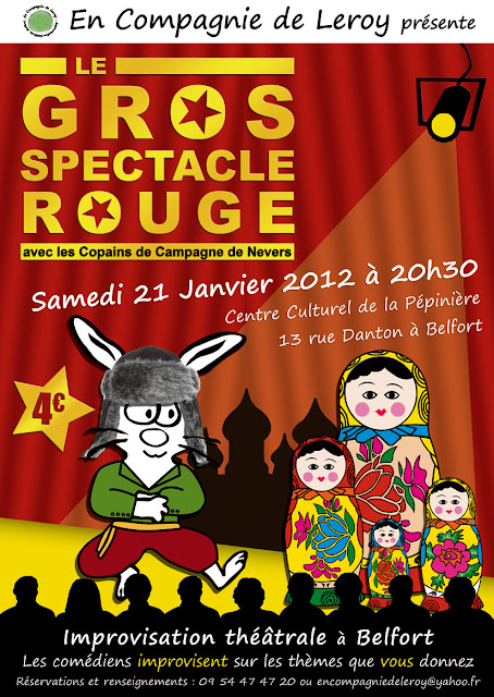 Gros Spectacle Rouge