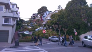 Lombard Road, San Francisco