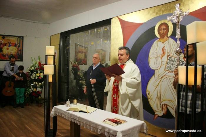 Oración en el Columbario