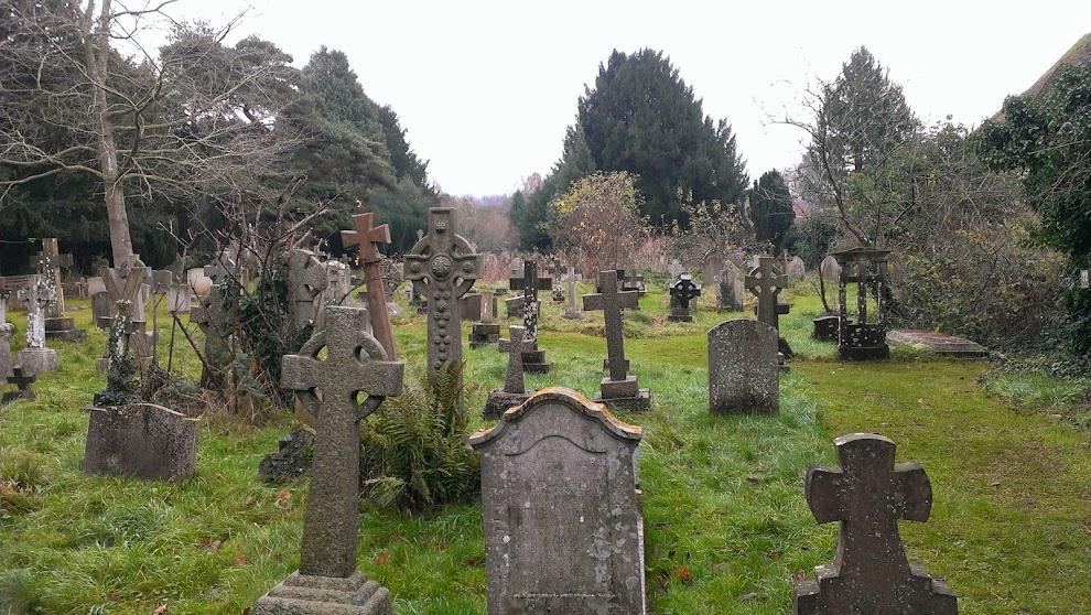 Cementerio Reino Unido - HOLYWELL CEMENTERY