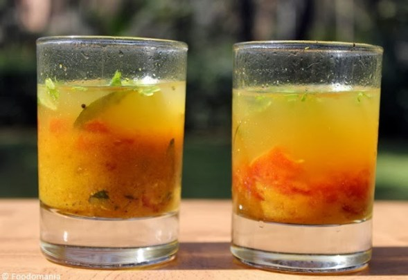 Mysore Rasam Recipe | South Indian Rasam with Arachuvitta Coconut