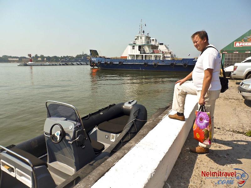 Baltiysk Water taxi