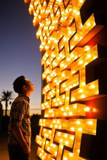 The Neon Museum Vegas // Las Vegas To Do List.