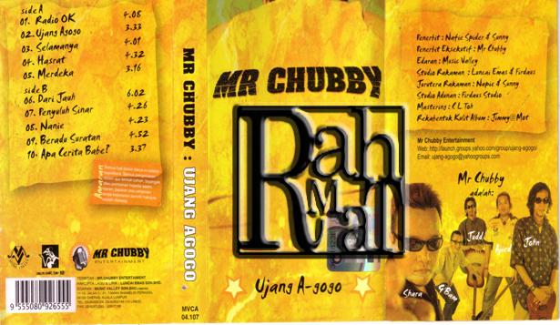MR CHUBBY