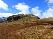 Calf Crag Summit rocks
