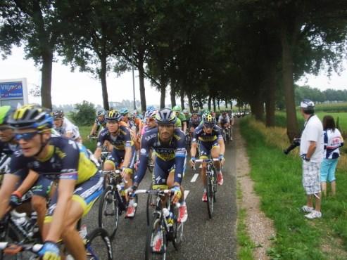 Peloton Eneco Tour