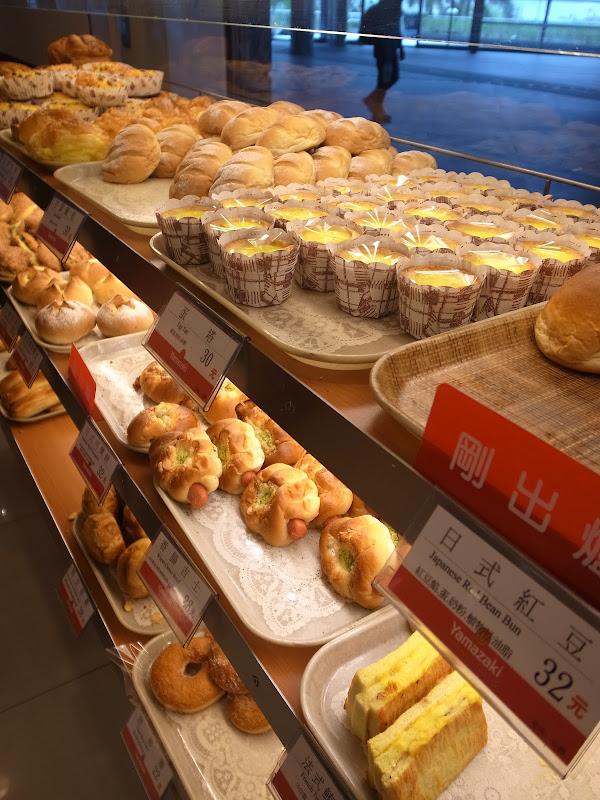 臺中-吃白帝城的大餅飲江陵酒 山崎麵包及怡客咖啡 - 言不及義的流浪癖 - udn部落格