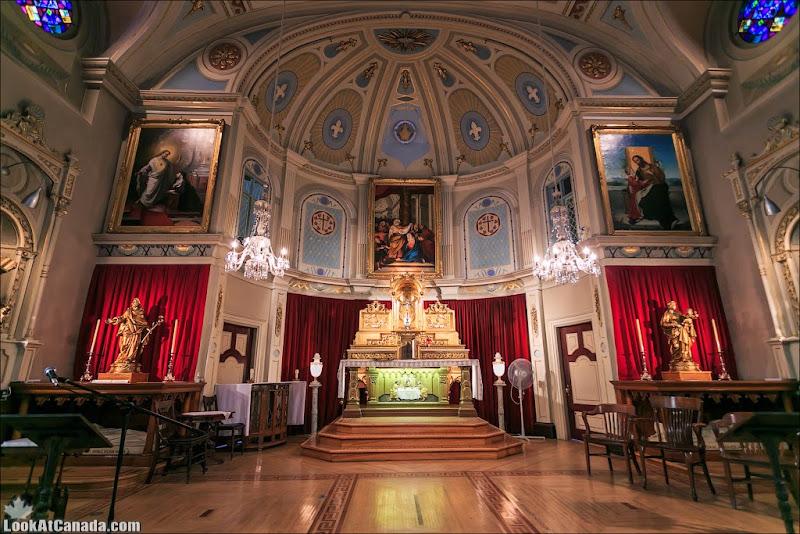 LookAtCanada.com / Квебекская церковь