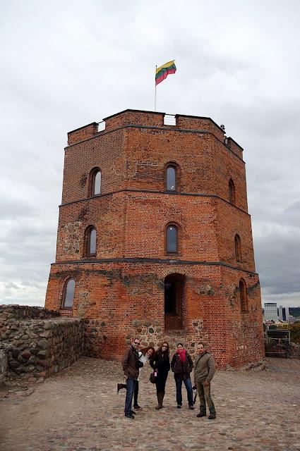 Qué ver en Vilna. Torre Gediminas, Vilna, Vilnius