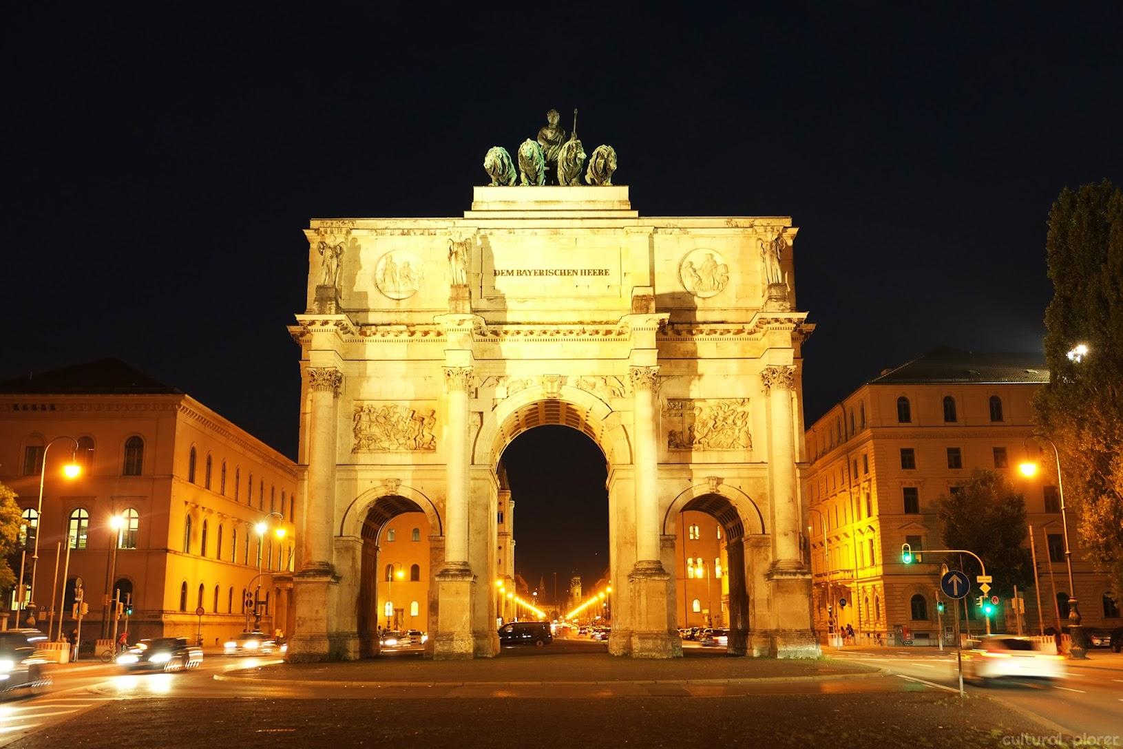 Munich at Night
