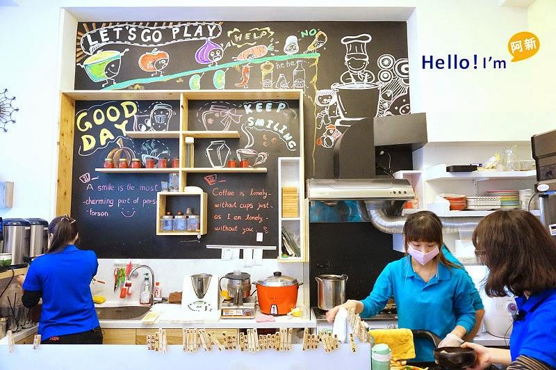 台南親子餐廳,迪利好好笑親子餐廳-9