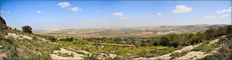 Панорамная долина Аялон