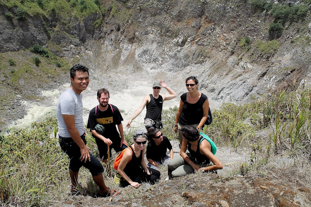Eco Tours in Mount Mahawu