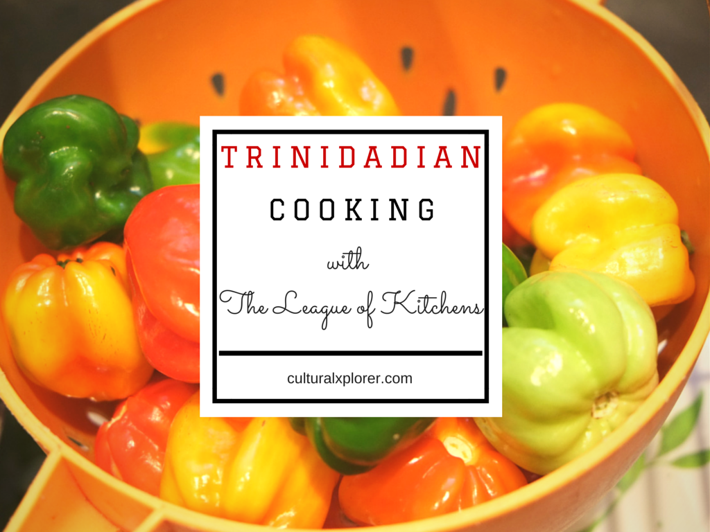 Trinidadian Cooking League of Kitchens