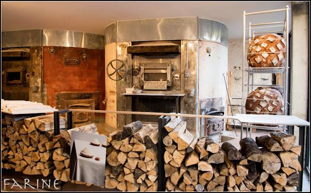 Paris p tisserie boulangerie libert m nilmontant - Decoration boulangerie patisserie ...