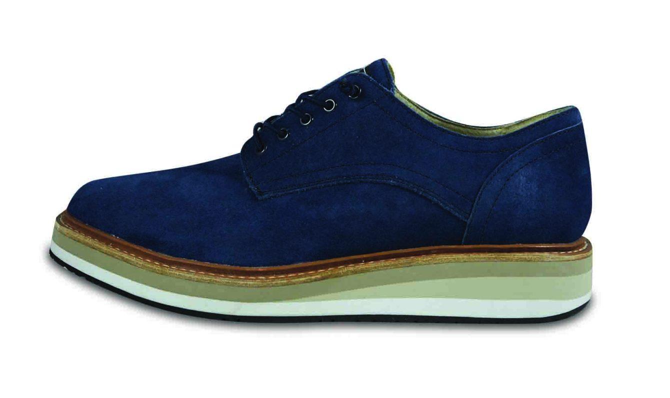*Royal Elastics 2013春夏英式牛津鞋:皇室御用藍! 3