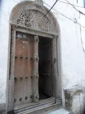 Stone Town kapıları