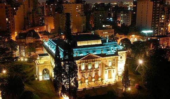 Palacio Ferreyra in Cordoba,Argentina