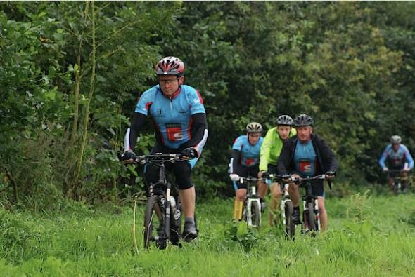 mountainbiken met Sercu