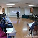 Reunión de Pastoral y Deportes ENE12